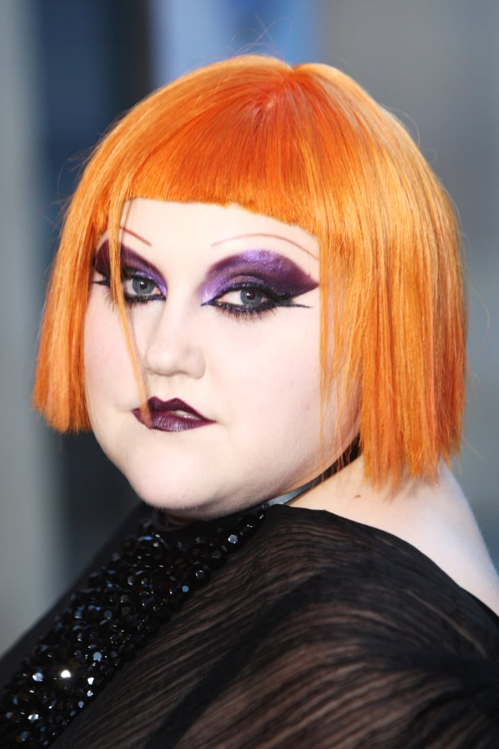 Beth Ditto Hair Beth Ditto Makeup 2009 10 29 06 00 00
