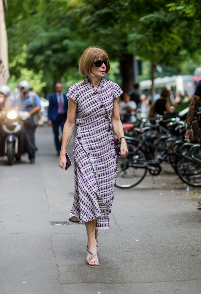 Stylish Women Repeating Outfits