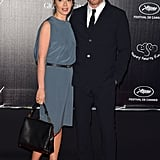 Eve Mavrakis and actor Ewan McGregor attended the Haiti: Carnival in Cannes benefit.
