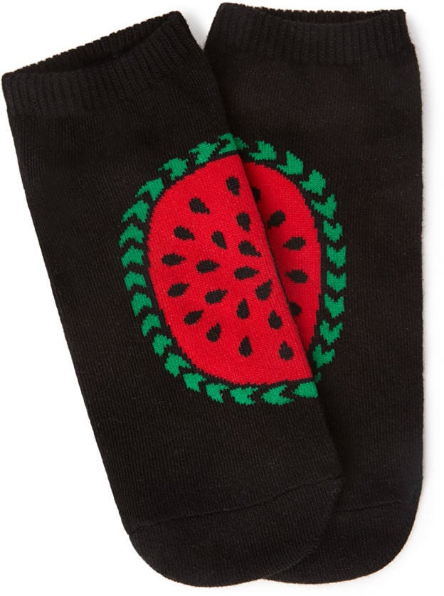 Forever 21 Watermelon Socks