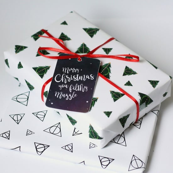 Harry Potter Wrapping Paper