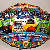 Candy-Covered Football