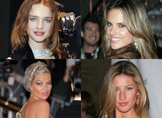 Photos of Richest Models in the World According to Forbes, Kate Moss, Gisele Bündchen, Heidi Klum