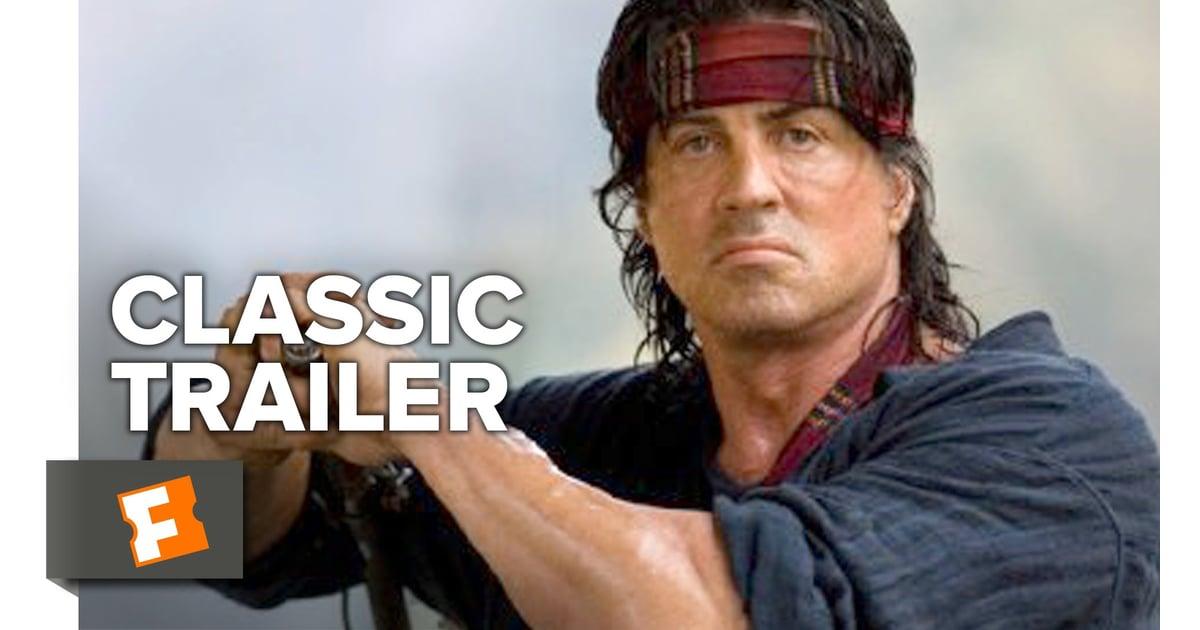 Rambo | Movies Turning 10 in 2018 | POPSUGAR Entertainment