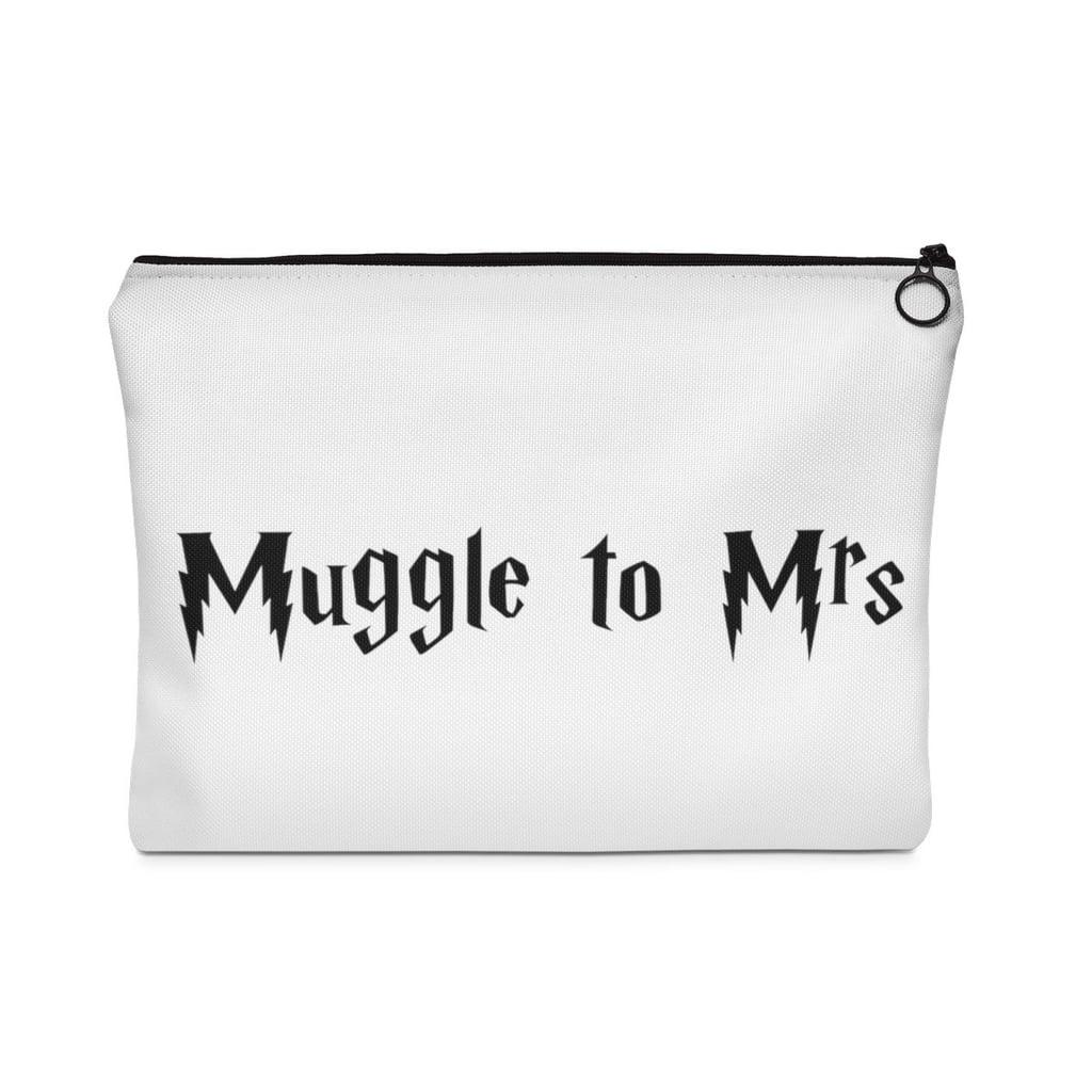 Muggle to Mrs. Makeup Travel Bag