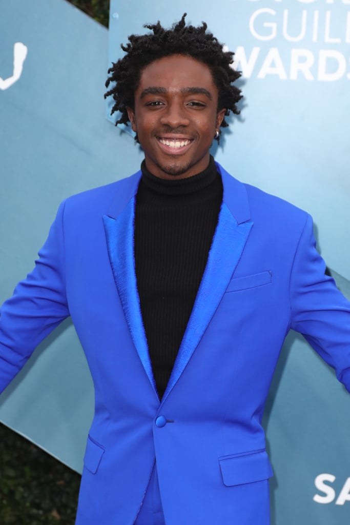 Caleb McLaughlin as Lucas Sinclair