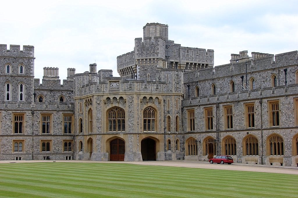 4. Windsor Castle
