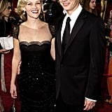 The two got all dolled up for the 74th Annual Academy Awards in March 2002.