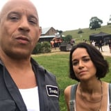 Fast & Furious 9: Vin Diesel and Michelle Rodriguez Begin Filming Their