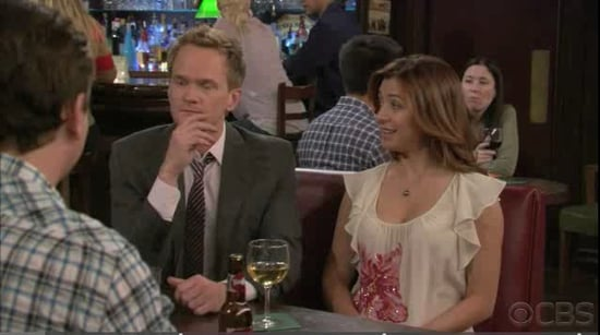 How I Met Your Mother Baby Talk