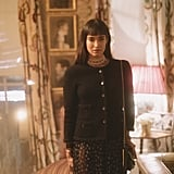 Sofia Boutella at the Chanel x Charles Finch 21st-Annual Pre-BAFTA Dinner in London