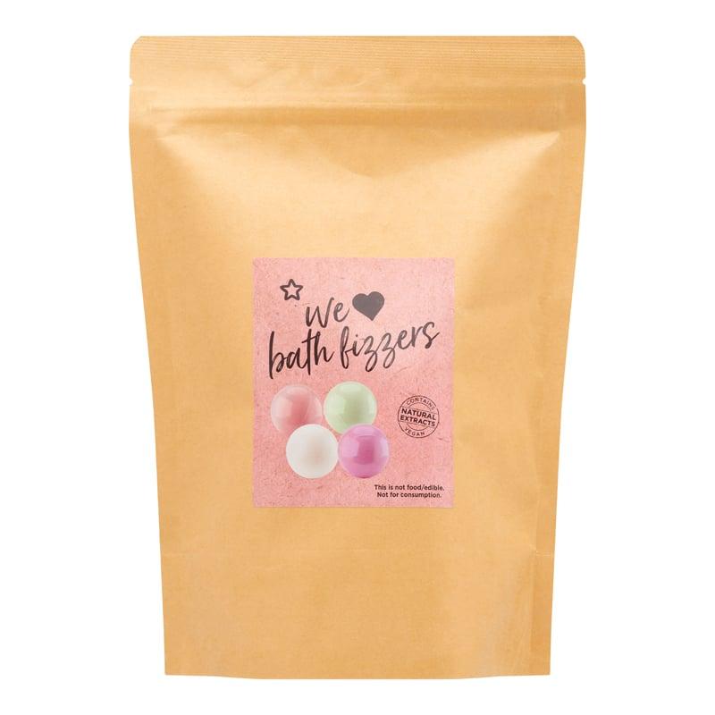 Superdrug We Love 4 Bath Fizzer In Bag