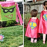 Piñata and Capes