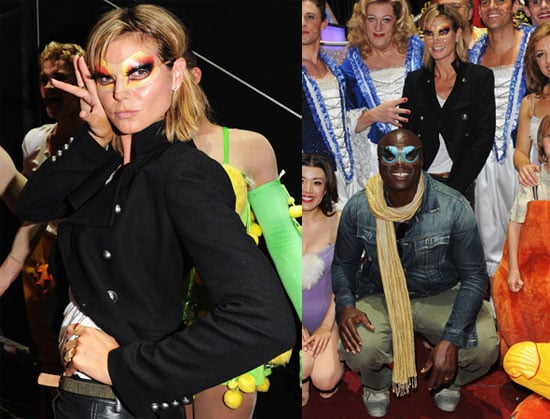 Pictures of Heidi Klum and Seal