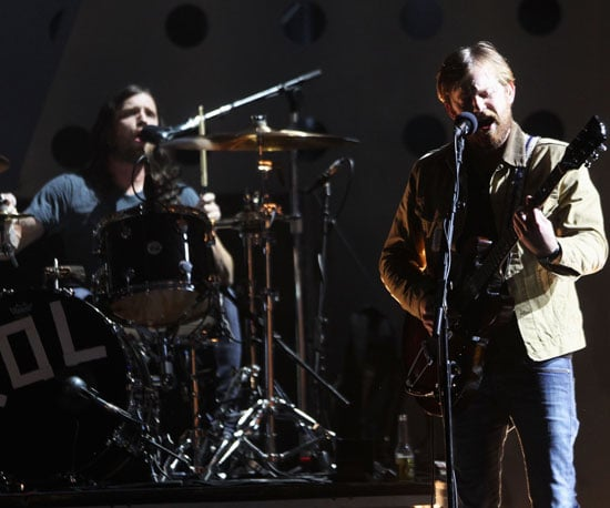 Kings of leon tour dates in Sydney