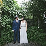 This Couple Just Showed Us How to Pull Off a Cool Beach Wedding in the Fall