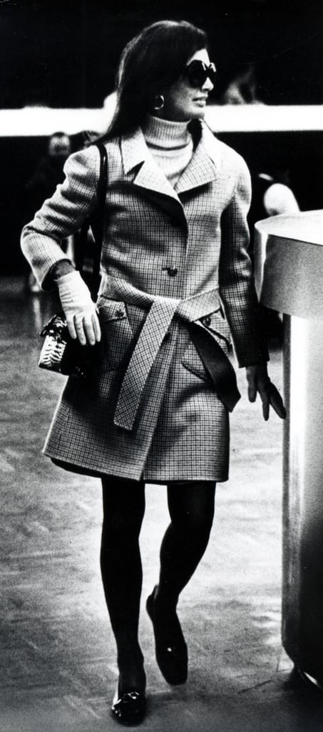 Jackie Kennedy Onassis Classic Style Icons For Fall Popsugar Fashion Photo 20