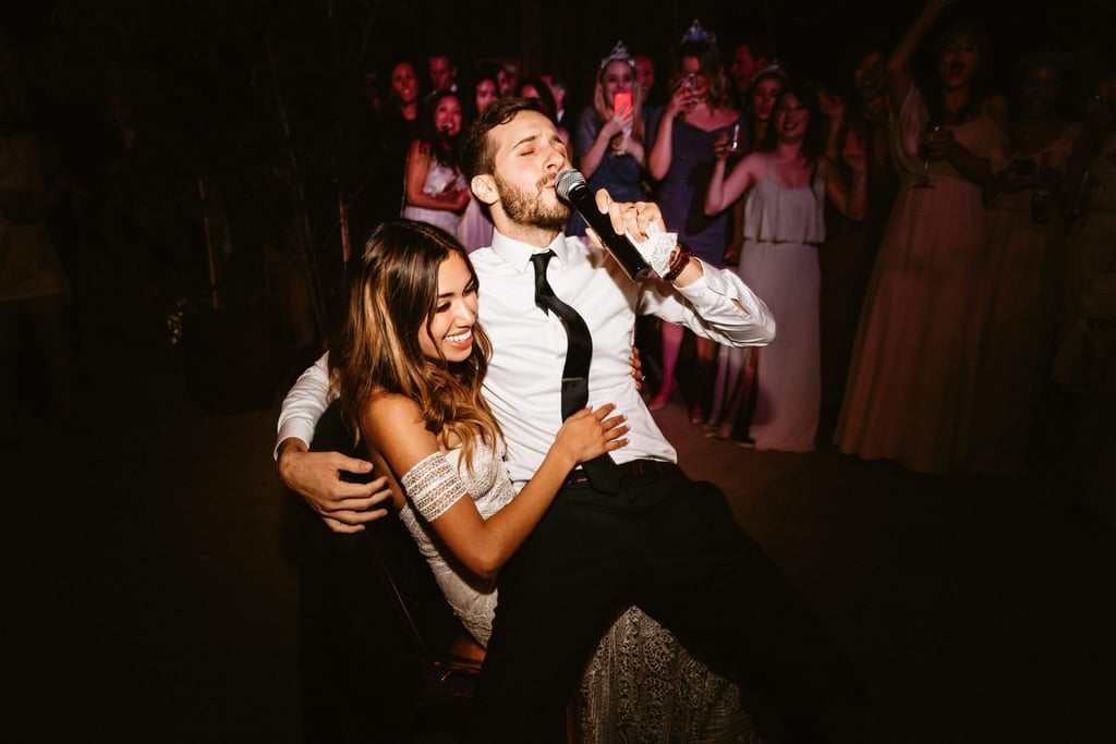 best dance songs for weddings 2018 popsugar entertainment