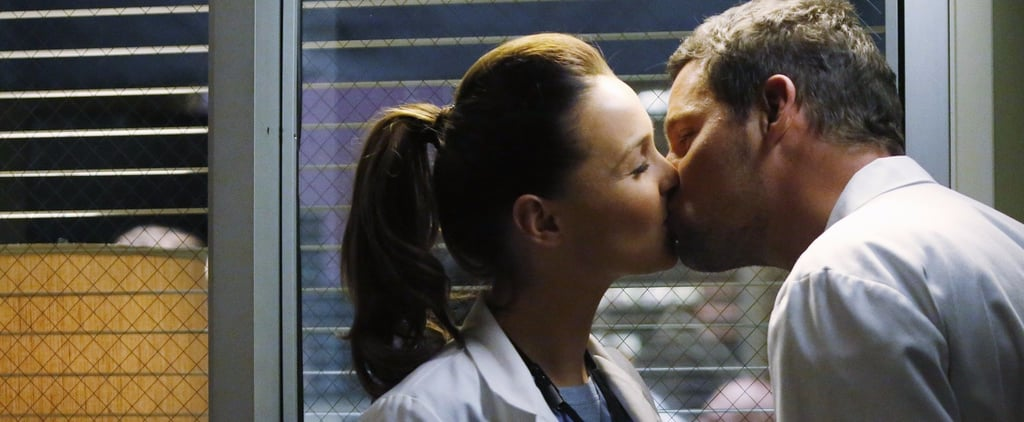 Which Couple Brings the Most Heat on Grey's Anatomy?
