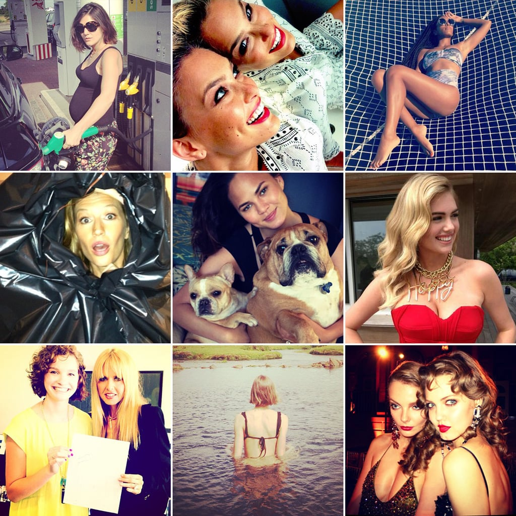 Let's Be Social: A Roundup of Last Week's Stylish Social Media Snaps