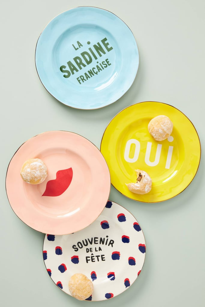 Anthropologie's New Spring Home Items Are 25% Off Right Now, and They're All So Cute