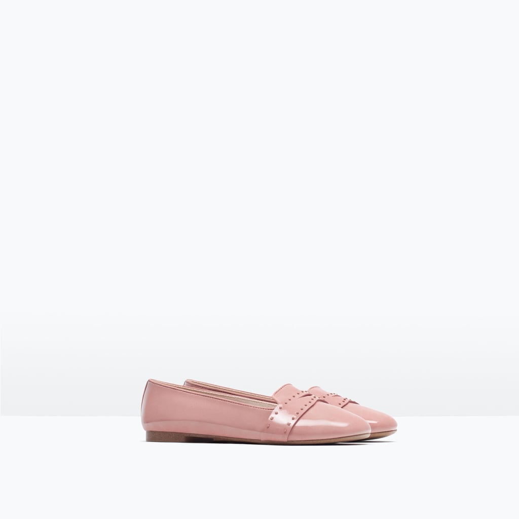 Zara Detail Shoes ($30)