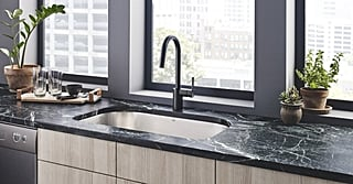 Why Matte Black Will Add Instant Sophistication to Your Kitchen