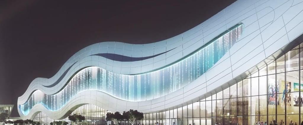 أبوظبي تستعد لافتتاح مجمع سينما سيتي يضم شاشة سينما عملاقة