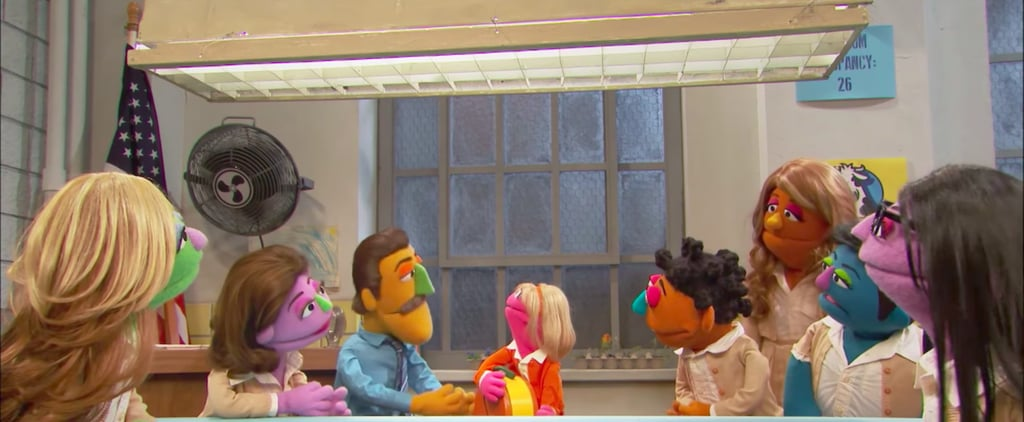 Sesame Street Orange is The New Black Parody