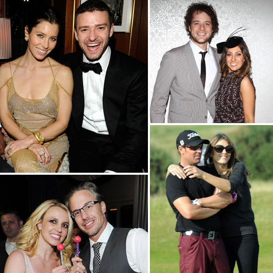 Pictures of Engaged Celebrity Couples