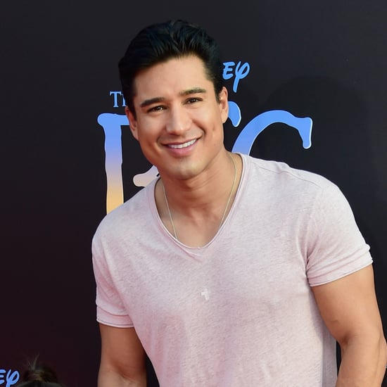 Mario Lopez and Daughter Gia at The BFG Premiere June 2016