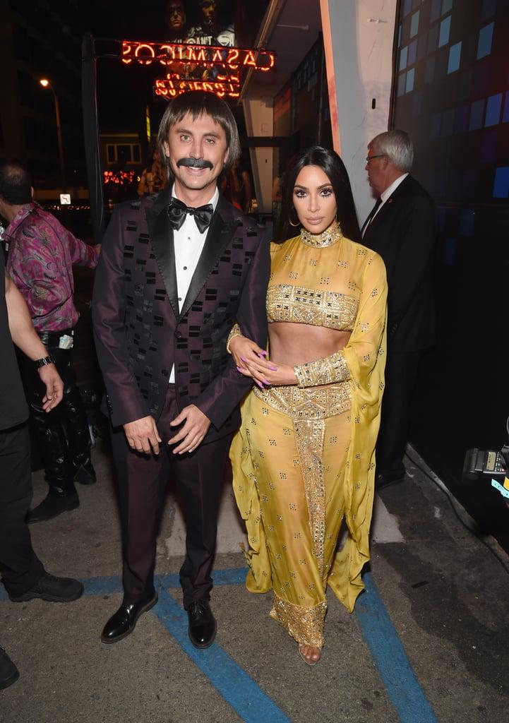 Kim Kardashian Cher Halloween Costume 2017 | POPSUGAR Celebrity ...