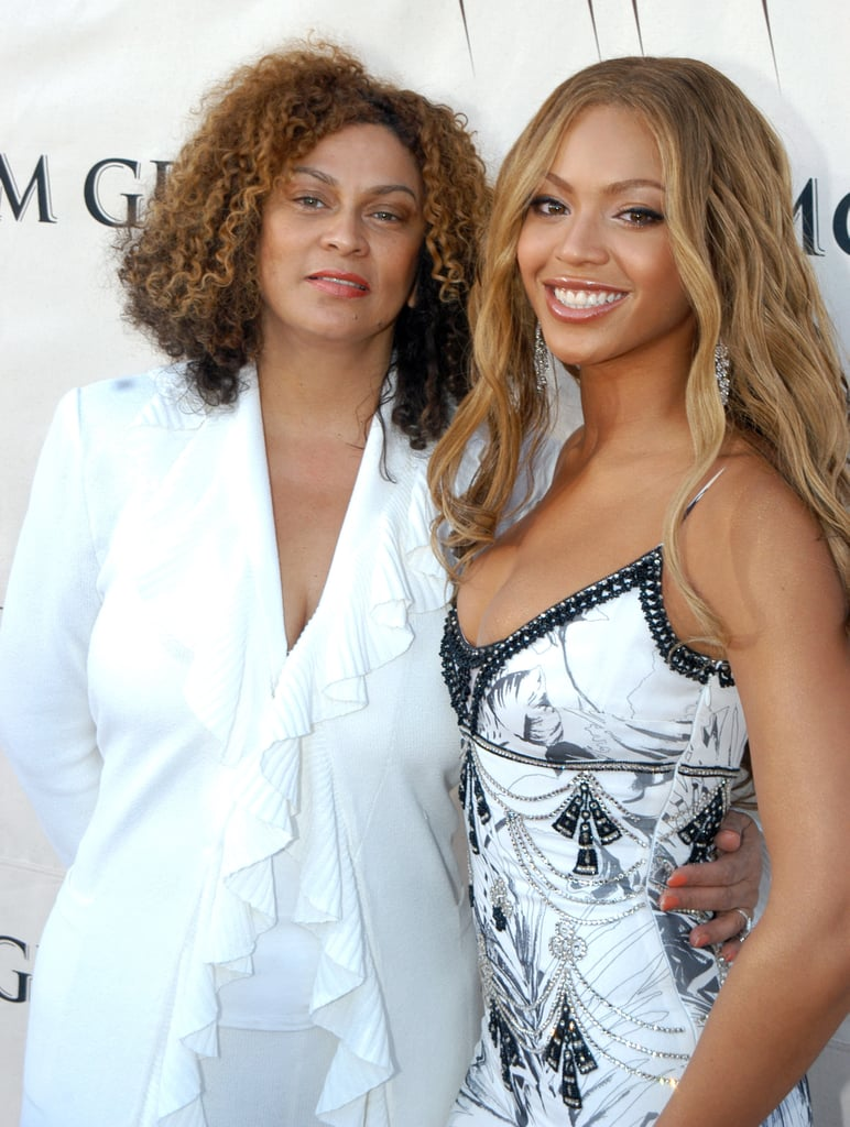 Beyoncé and Tina were glowing at VH1's Divas Duets in 2003.