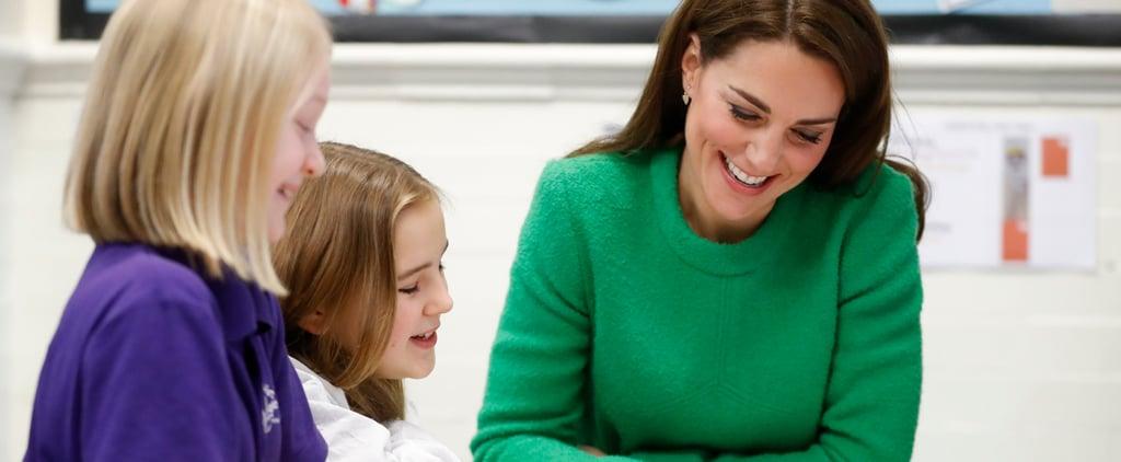 Kate Middleton Shares Her Kids' Favorite Food