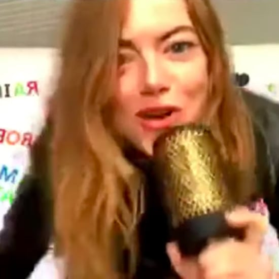 Watch Emma Stone Lip-Sync With Ryan Heffington For Charity