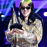 Billie Eilish at the 2019 American Music Awards