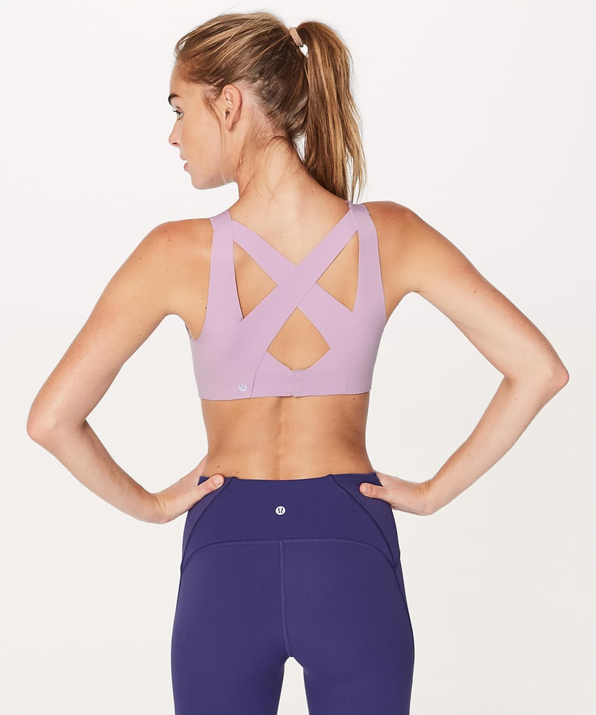 how to know if a sports bra fits