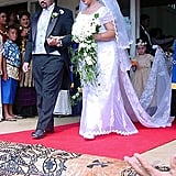 Princess Salote Lupepeu'u Tuita and Mata'i'ulua Fusitu'a  The Bride: Princess Salote Lupepeu'u Tuita, the only daughter of the late king of Tonga and sister of the current king. The Groom: Mata'i'ulua Fusitu'a, a Tongan diplomat. When: June 10, 2003. Where: The Methodist Church in Nuku'alofa.