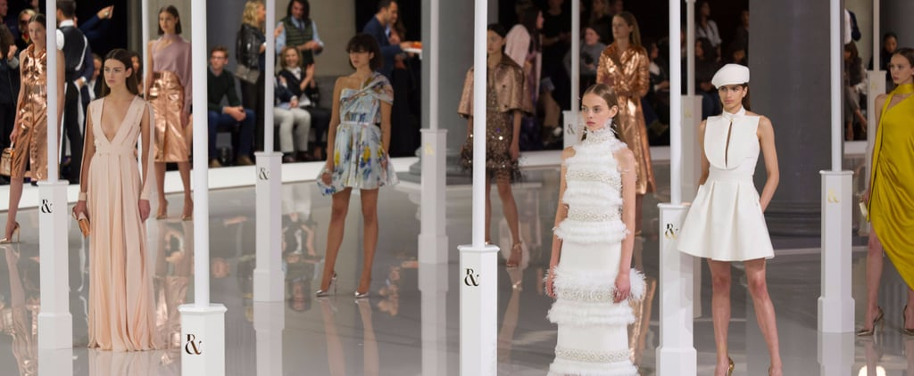 Ralph & Russo Bring Couture-Level Glamour to London Fashion Week