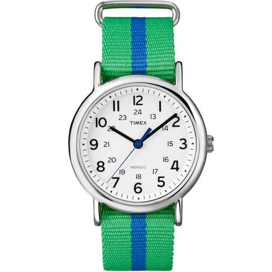 Timex Weekender Slip Thru Watch Review