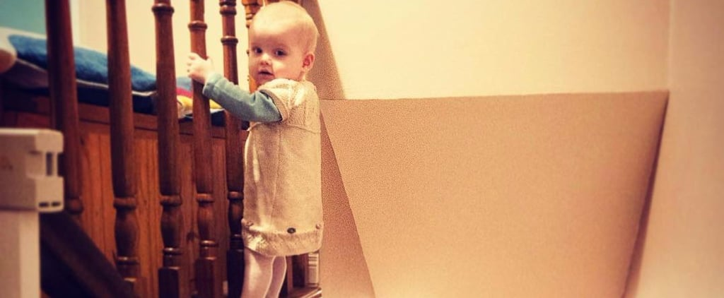 This Dad Photoshops His Baby Into Dangerous Situations and it's Pretty Funny