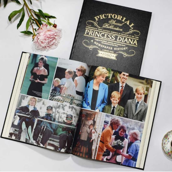 Princess Diana Death 20th Anniversary Collector's Book