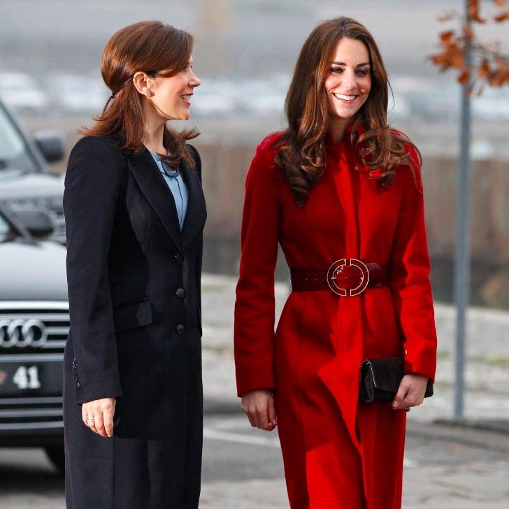 Princess Mary of Denmark\'s Style | POPSUGAR Fashion Australia