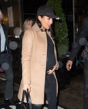 Meghan Heads Home and Into Harry's Arms After a Busy Week in the Big Apple