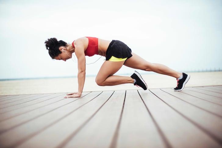 workout, nari