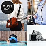 From gear that'll protect your SLR from the elements to camera accessories in colors fit for Fall, find out what photography gadgets, gizmos, and apps our POPSUGAR Tech editors just have to have this October.