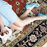 Try WD-40 next time you have a stain on your carpet or rug.