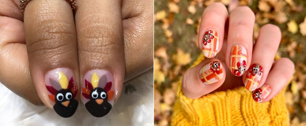 15 Thanksgiving Nail Art and Manicure Ideas