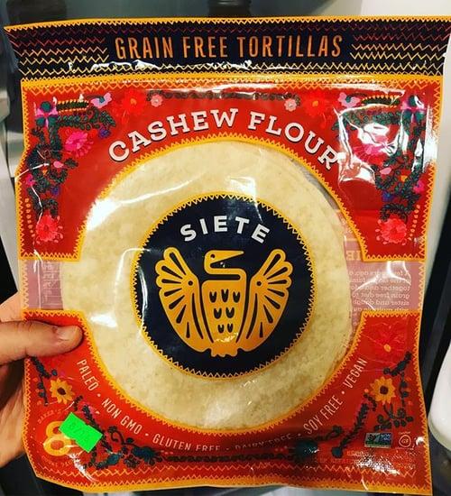 Siete Cashew Flour Tortillas
