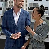 Chris Hemsworth and Tessa Thompson Pictures